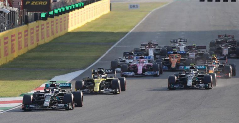 Hoe laat begint de Grand Prix van Emilia Romagna?