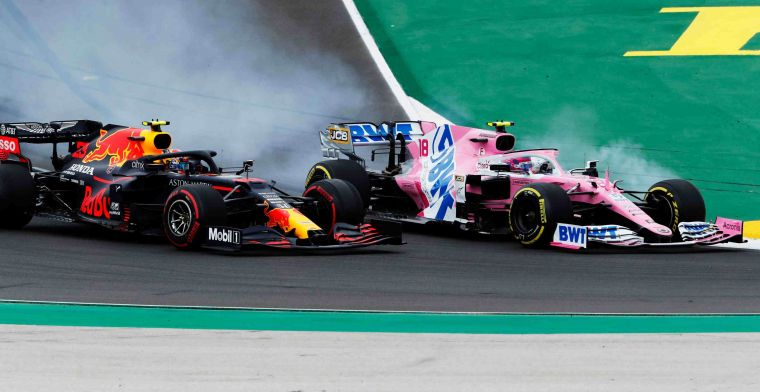 Racing Point furious: And Verstappen gets nothing for that?