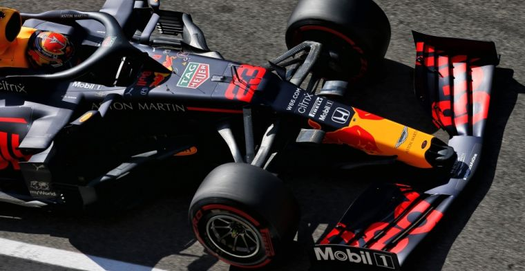 Red Bull is fighting with one arm behind their back