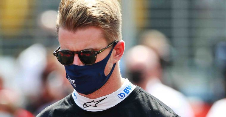 Hulkenberg can count on support: He certainly deserves a place in F1