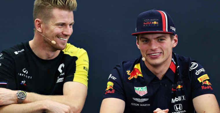 Hulkenberg gaat vol voor Red Bull: Ik wacht op een belletje van Helmut