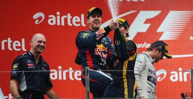 On this day in 2013: Sebastian Vettel won his FOURTH World Championship