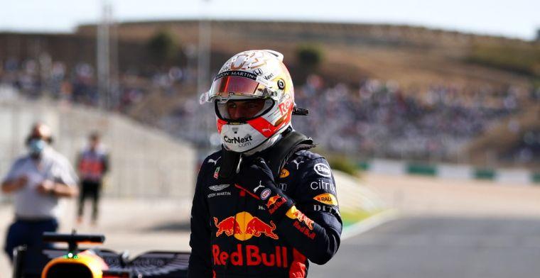 Stelling na GP-weekend Portimao: Verstappen wordt tot twee keer toe gematst!
