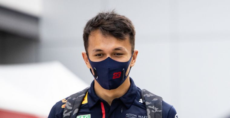 'I think Red Bull announces replacement for Albon before the end of the year'