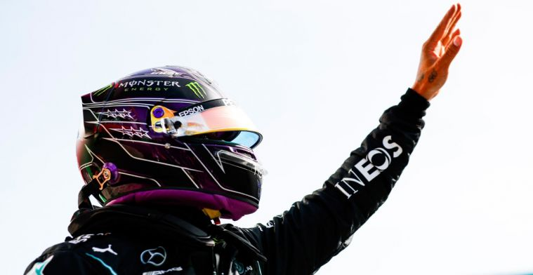 Norris on Hamilton record: He only has to beat one or two others