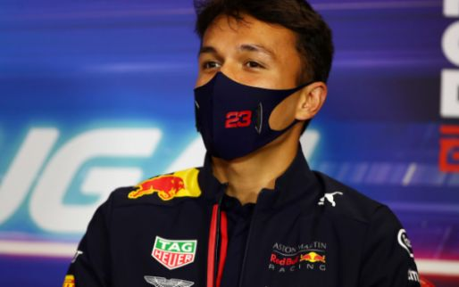 Red Bull has Albon's replacement ready: 'That's already been arranged'