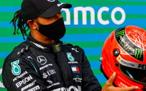 Massa sees a difference between Hamilton and Schumacher: 'Even better talent'