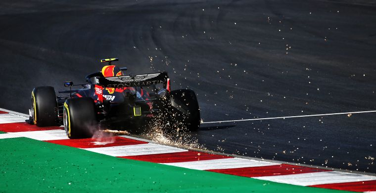 """Albon's pit stops used for data? """"What else can they use him for?"""""""