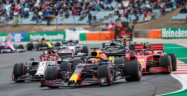 Albers takes Red Bull's guess: 'Don't go dumb as a sheep follow Mercedes'