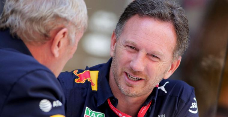 Horner: 'That is our strong preference'