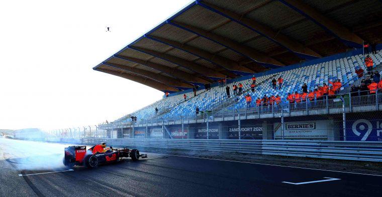 'Zandvoort niet in mei 2021, maar later op de nieuwe F1-kalender'