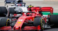 Afbeelding: In Portugal testte Ferrari de vloer van volgend jaar
