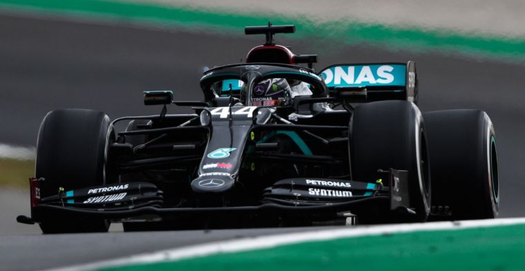 Poor start Mercedes in Portugal explained: 'Came because of several factors'