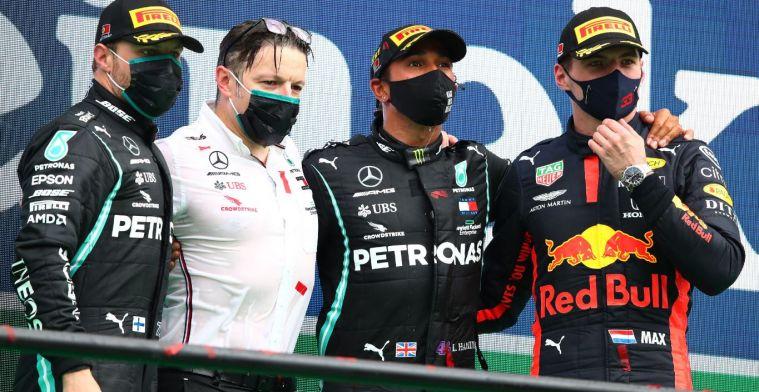 Power Ranking: Hamilton leads the scoreboard comfortably