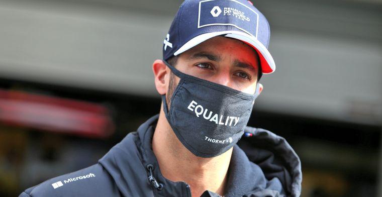 Ricciardo: I hope to become the second favourite