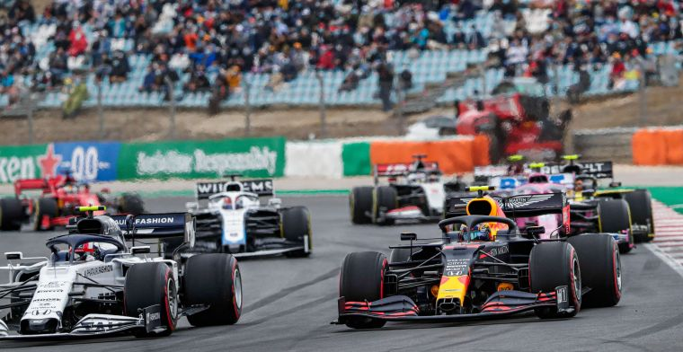 Who will drive where in 2021? The preliminary F1 grid of next season