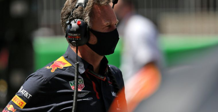 Horner rejects this suggestion about Red Bull and Perez
