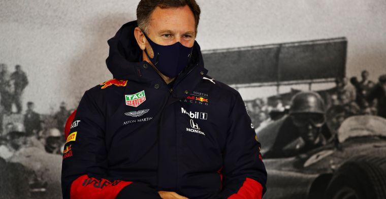 Horner: Terugkeer Gasly bij Red Bull was nooit een optie