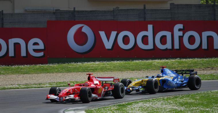 De laatste Grand Prix in Imola: Schumacher slaat terug, Doornbos test bij Red Bull