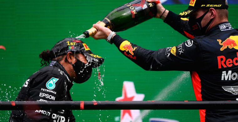 Should Hamilton be knighted? ''He's the best racing driver we've ever had''