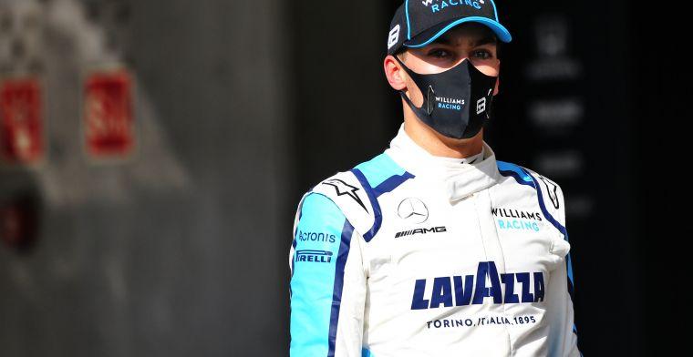 Rijdt Russell volgend jaar nog voor Williams? Dit denkt Wolff