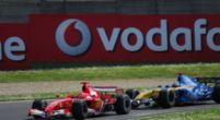 Afbeelding: De laatste Grand Prix in Imola: Schumacher slaat terug, Doornbos test bij Red Bull