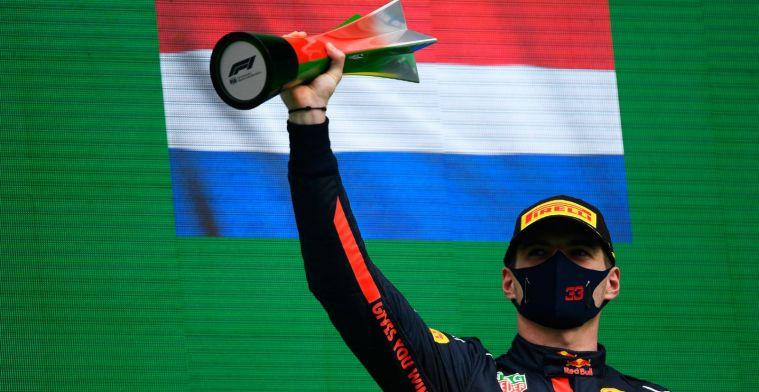 Verstappen: The trophies were better ten years ago