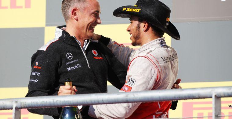 Hamilton and Senna had an aura of exceptionality