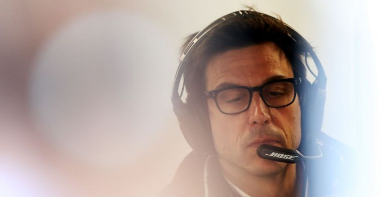 Wolff stands squarely with Red Bull: It's a sensible proposal