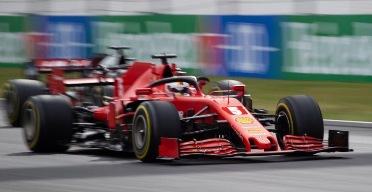 Leclerc meer ervaren dan Vettel: Meeste coureurs moeten het nog ontdekken