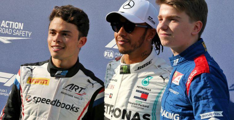 Mercedes stick with De Vries and Vandoorne for 2021