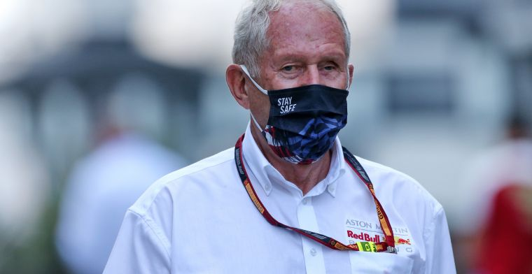Marko: Even after Imola we won't make a decision about Albon
