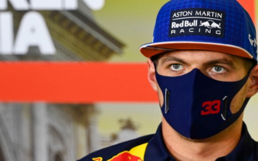 Tip from Verstappen for Albon: 'Talking doesn't work, just go flat out'