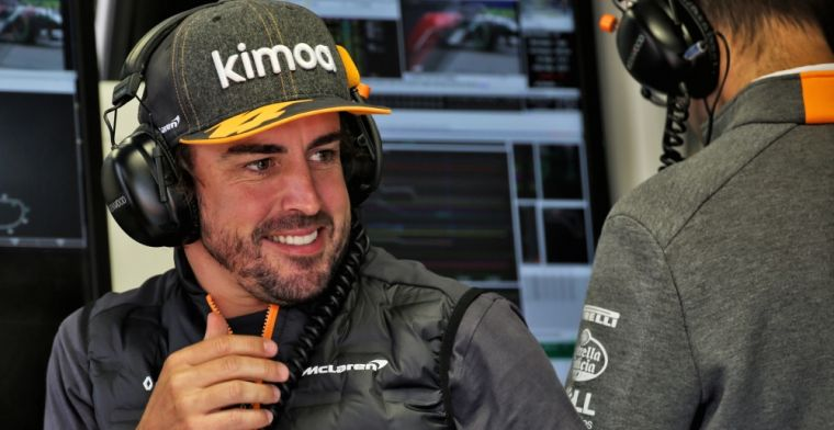 Alonso back in the Renault next week