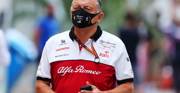 Ferrari lijkt geen rol gespeeld te hebben in contractverlenging Giovinazzi