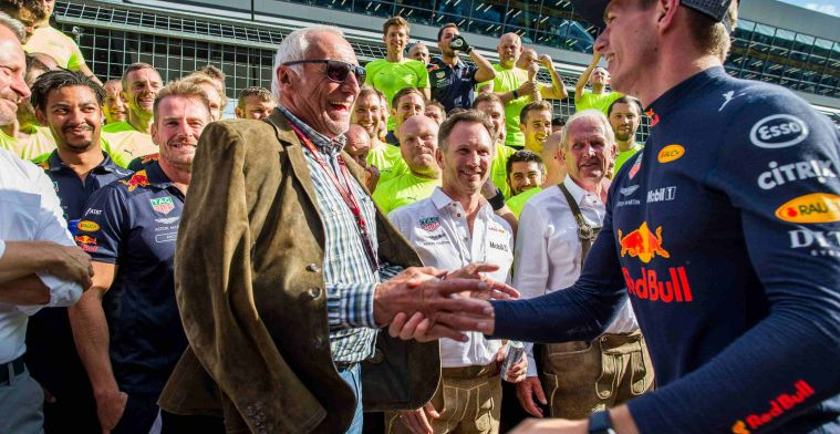Sauber looks at Red Bull: Wondering what decision Mateschitz will make now