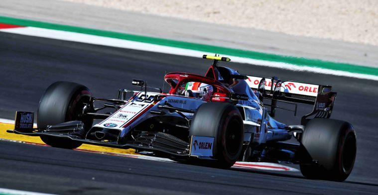 OFFICIEEL: Giovinazzi en Raikkonen rijden in 2021 voor Alfa Romeo, geen Schumacher