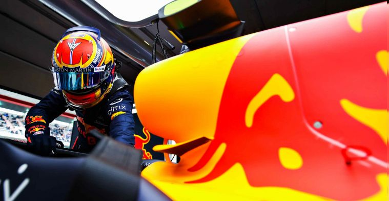 'I am not convinced that Red Bull would do such a thing'