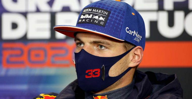 Verstappen in defence: It is not my intention