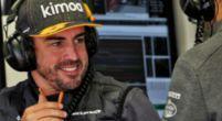Afbeelding: Alonso laat qua voorbereiding niets aan het toeval over