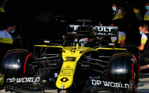 Ricciardo verontschuldigt zich bij Verstappen: 'Hield me in eerste instantie in'