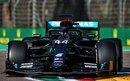 BREAKING: Hamilton tops timesheets at Imola practice!