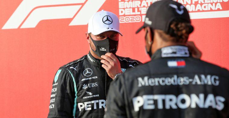 Hamilton is niet te spreken van kritiek: 'Hij is sneller dan ik!'