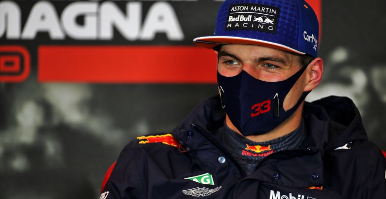 Verstappen foresees a problem with Imola: Don't think it's going to be very easy