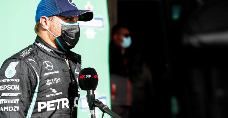 Bottas: No doubt Lewis and Max will be chasing me