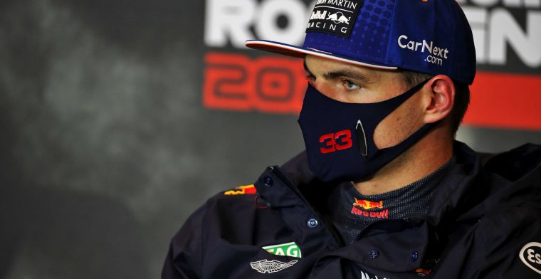 Mongolian government tells the FIA to take action against Max Verstappen