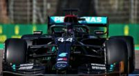 Image: BREAKING: Hamilton tops timesheets at Imola practice!