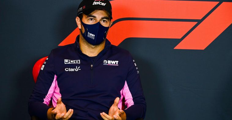 Perez geweigerd door twee teams: 'Maar niet door Red Bull, denk ik'