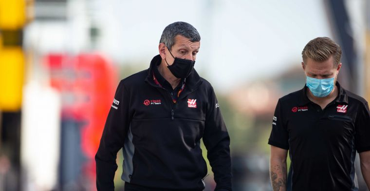 Steiner reveals he asked Alfa to wait for lineup announcement