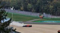 Afbeelding: Pirelli onderzoekt band Verstappen. Meer coureurs risico op klapband?
